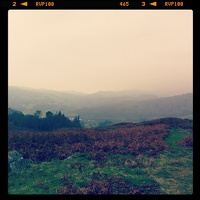 Walking back from Grasmere